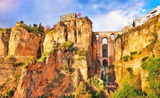 Destination Andalousie