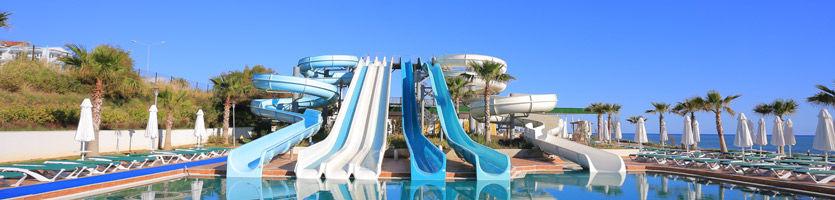 Les parcs aquatiques avec Promoséjours