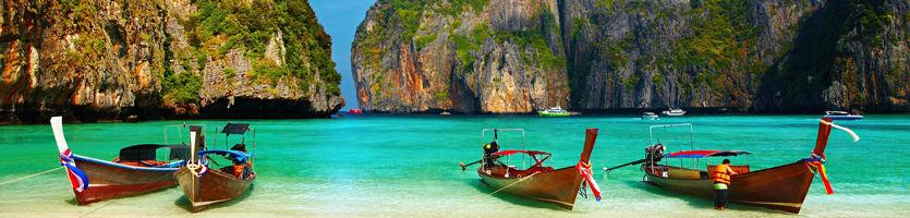 Thaïlande - Vacances pas chères avec Promoséjours