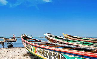 Destination Sénégal