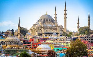 Destination Turquie