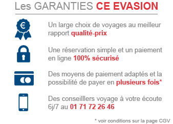 Les Garanties CE Evasion