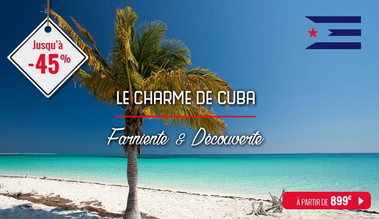 Farniente et découverte à Cuba
