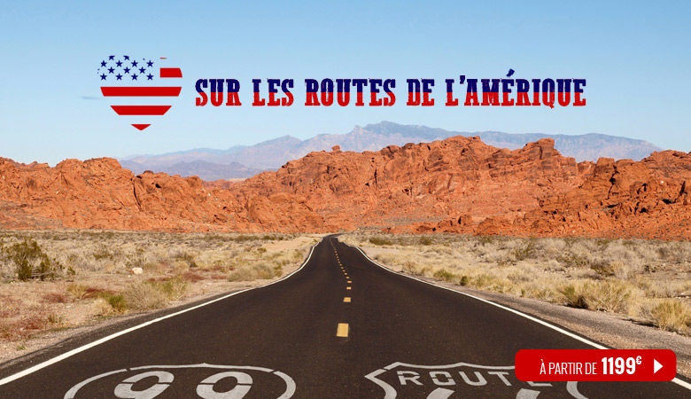 Sur les routes d'Amérique