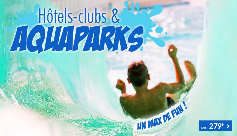 Hotels-clubs & Aquaparks