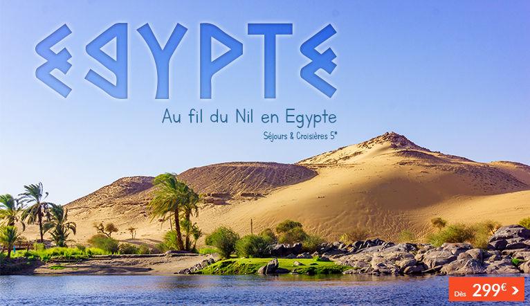 Egypte séjours et circuits