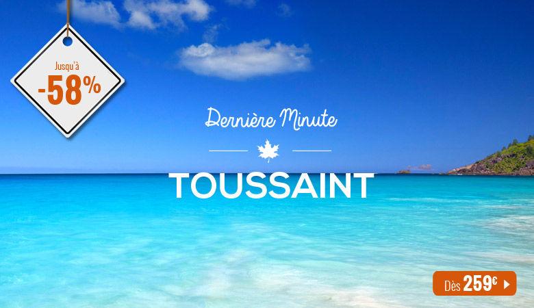 Dernières Minutes Toussaint