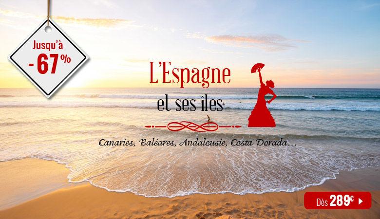 L'Espagne et ses îles