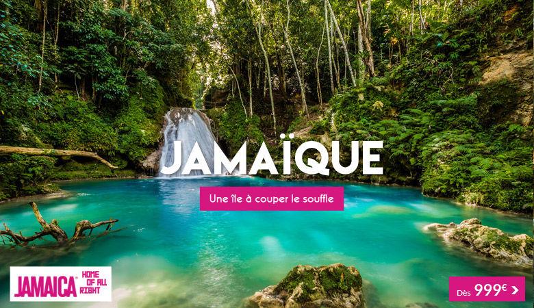 La Jamaïque : une île à couper le souffle