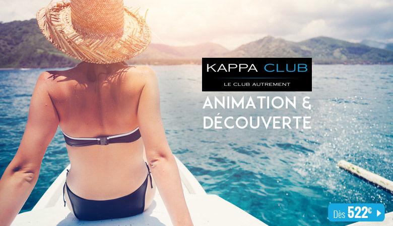 Kappa Club : Animation et Découverte