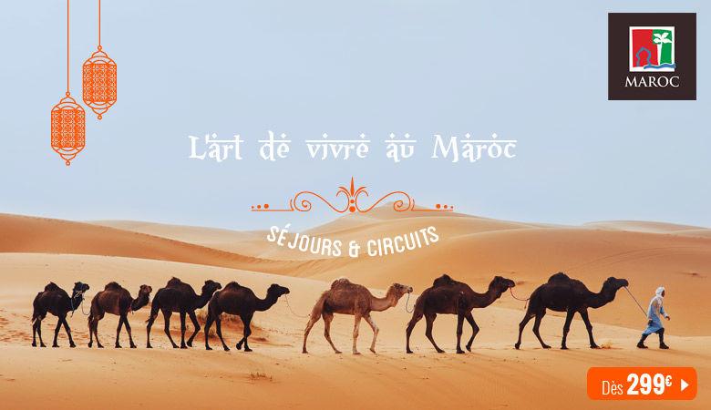 L'art de vivre au Maroc
