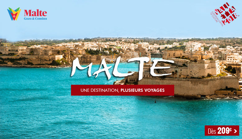 Malte : une destination, plusieurs voyages !