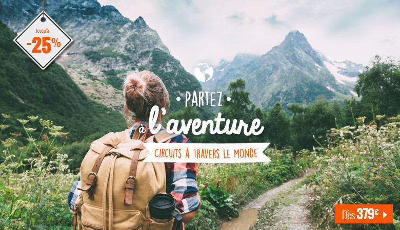 Partez à l'aventure !