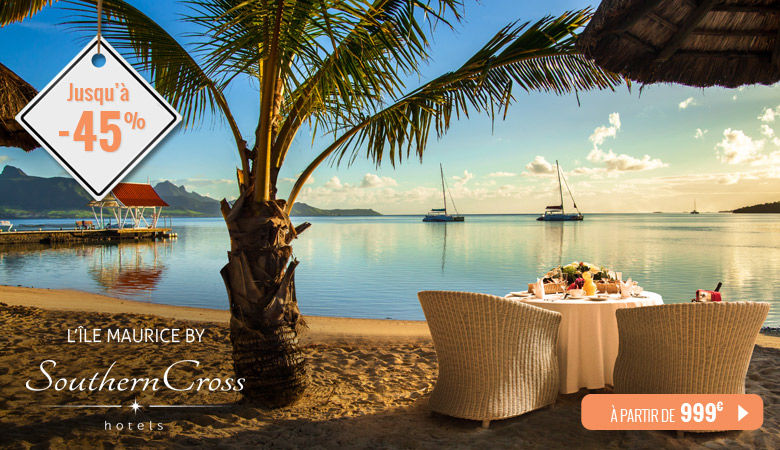 L'Ile Maurice avec Southern Cross Hotels