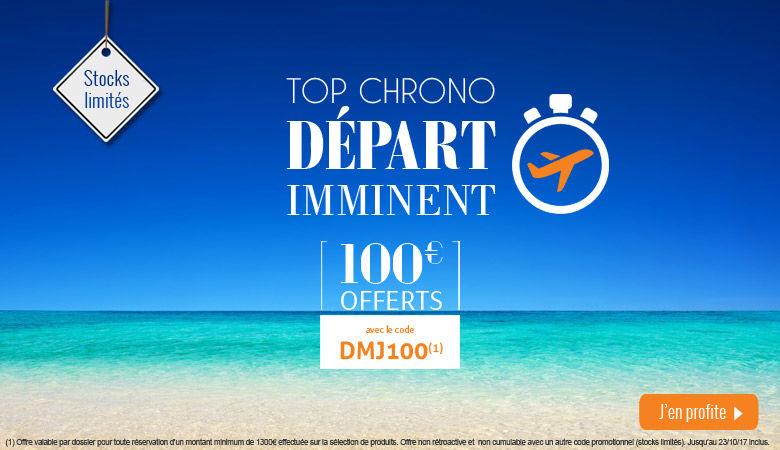 Top Chrono : Départ Imminent !