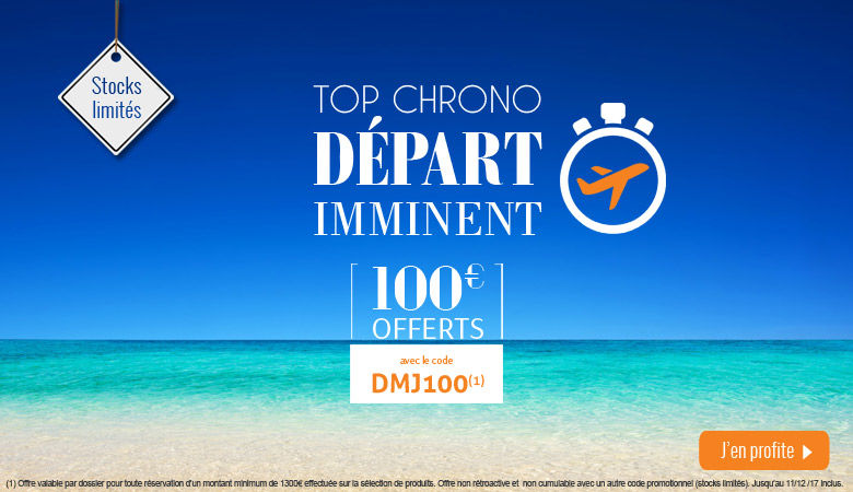 Top chrono départ imminent !