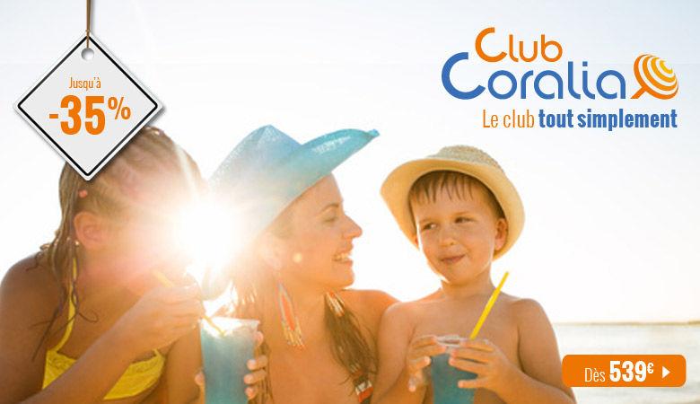 Club Coralia, le club tout simplement