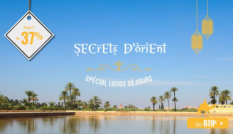 Secrets d'orient