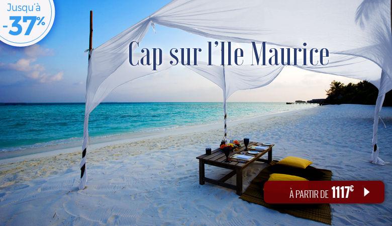 Cap sur l'Ile Maurice