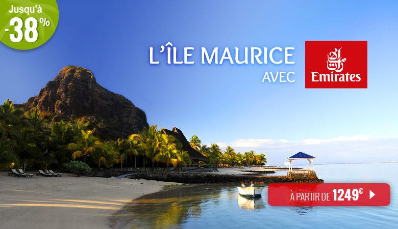 L'Ile Maurice avec Emirates