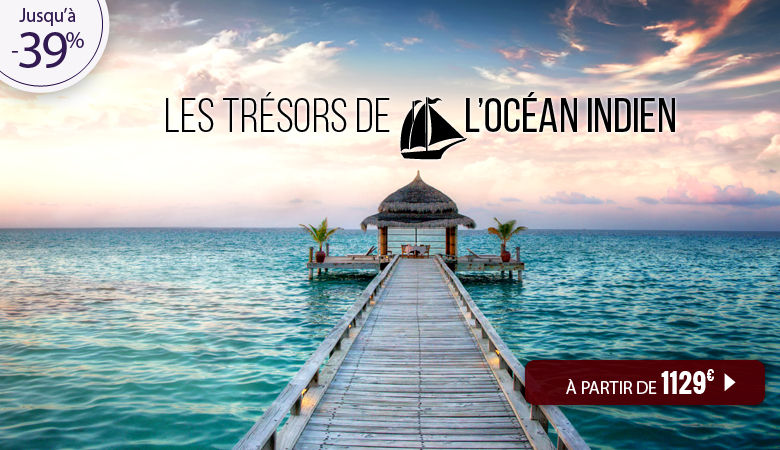 Les trésors de l'Océan Indien