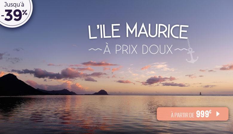 L'Ile Maurice à prix doux