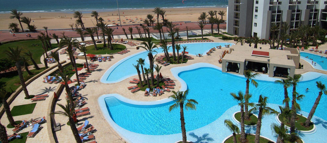 Hôtel royal atlas agadir 5*