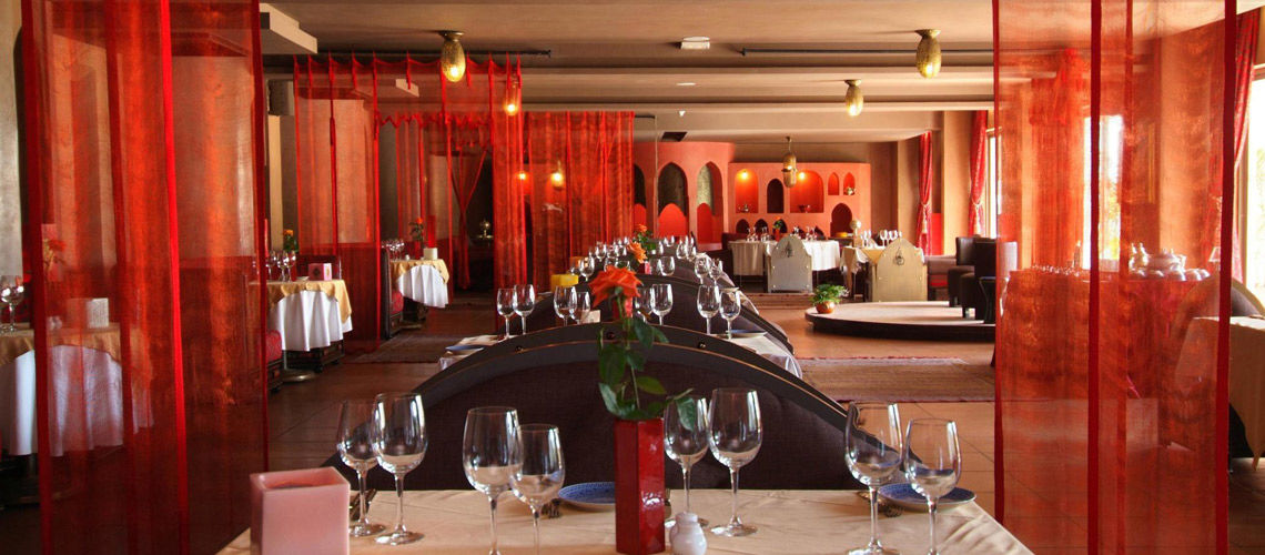 restaurant kappa club royal atlas agadir