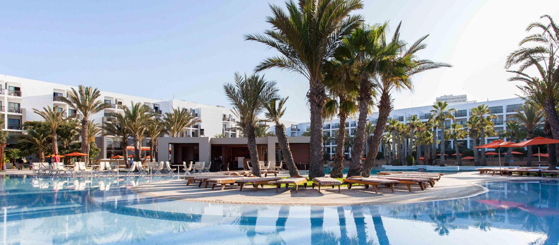 piscine kappa club royal atlas agadir