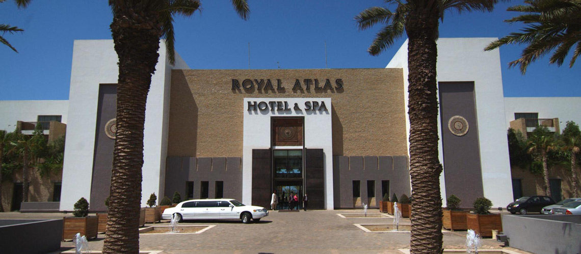 entree kappa club royal atlas agadir