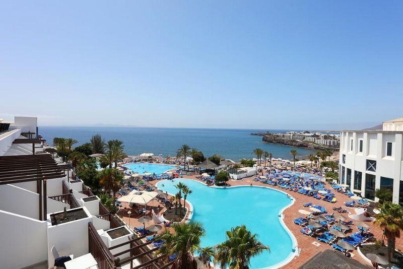 Séjour Canaries - Sandos Papagayo Beach Resort 4*