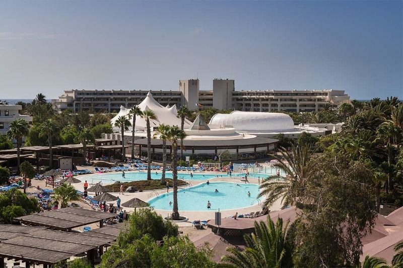 Canaries - Lanzarote - Espagne - Los Zocos Club Resort 4*