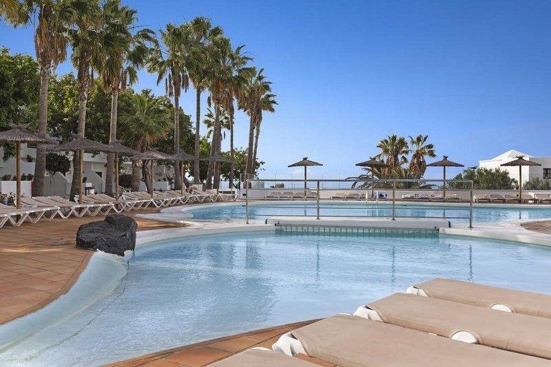 Canaries - Lanzarote - Espagne - Hôtel THB Flora 3*