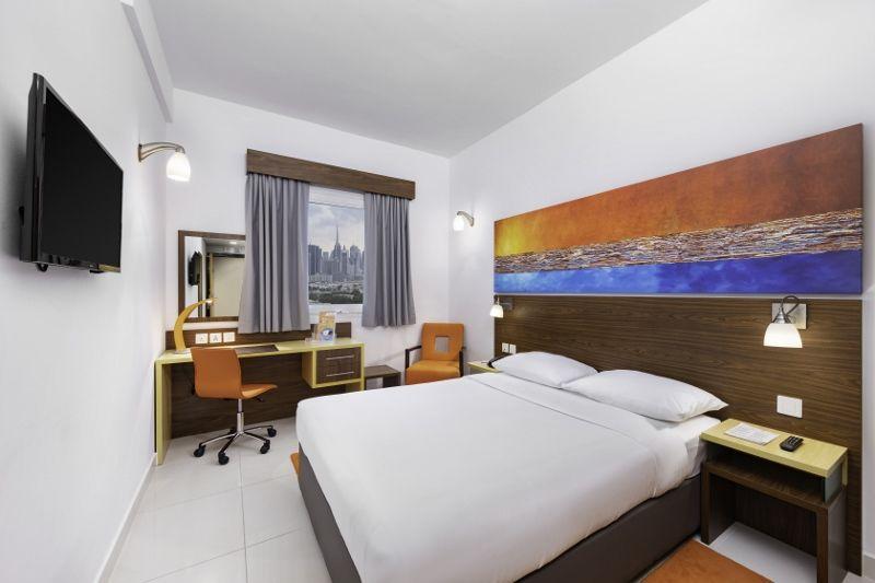 Séjour Dubai - Citymax Hotel Bur Dubai 3*