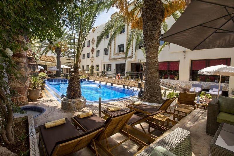 Maroc - Agadir - Hôtel Atlantic 3*