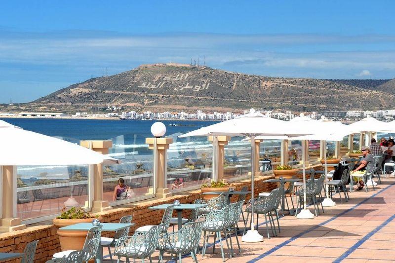Maroc - Agadir - Hôtel Atlas Amadil Beach Aqua Sun 4*