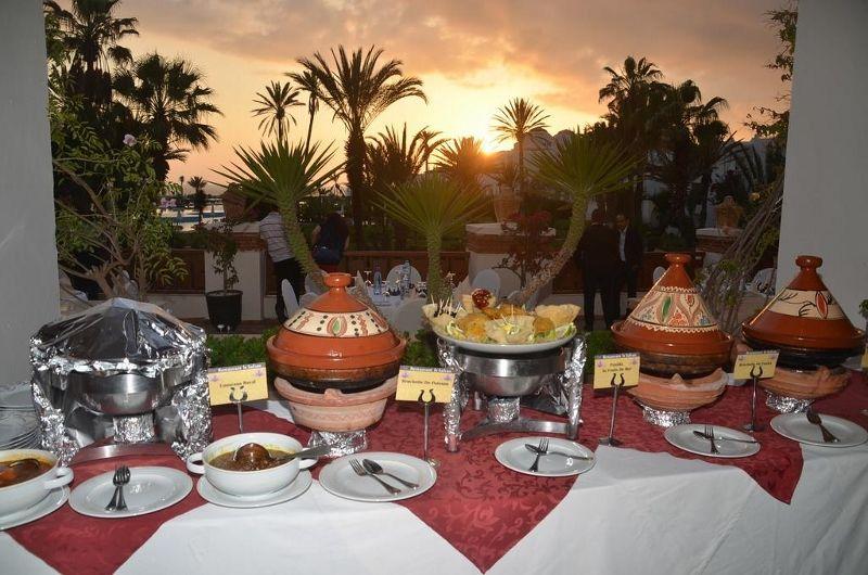 Maroc - Agadir - Hôtel Palais des Roses 4*