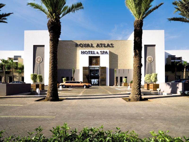 Maroc - Agadir - Hôtel Royal Atlas Agadir 5*