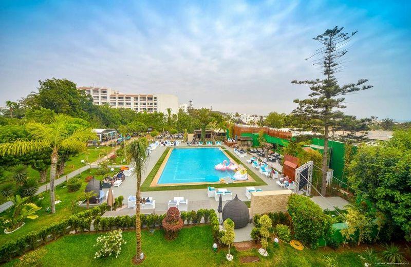 Maroc - Agadir - Mabrouk Hôtel and Suites 4*