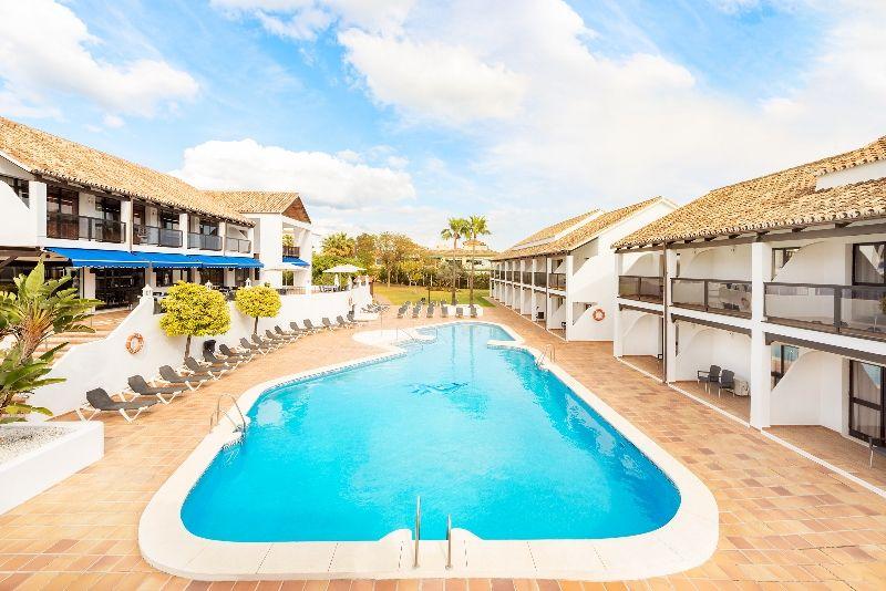 Espagne - Andalousie - Estepona - Hôtel Diana Park 3*
