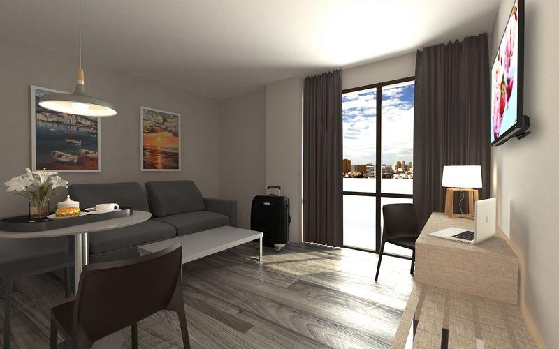 Malaga Appart Hotel