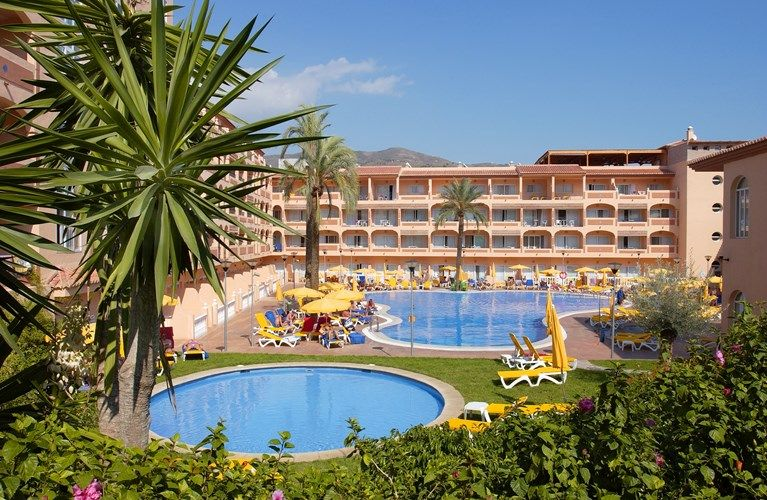 Espagne - Andalousie - Almuñecar - Hôtel Bahia Tropical 4*