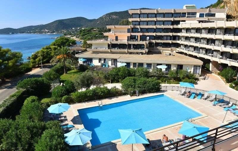 Séjour Corse - Résidence les Calanques 3* - terrestre seul