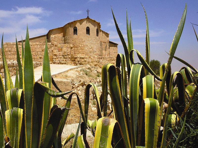 La Route des Rois - De Amman à Amman 4 *
