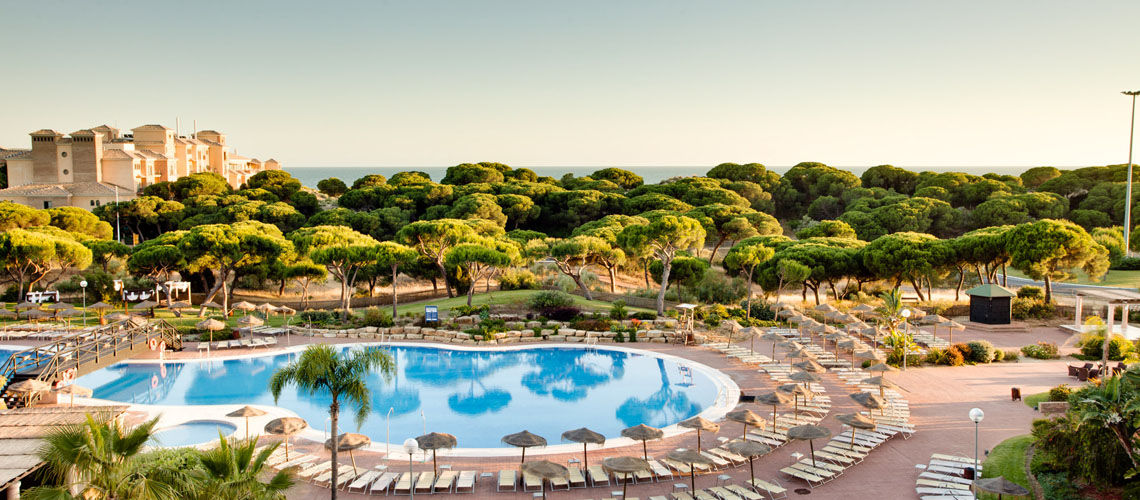 Barcelo punta umbria beach resort 4 - Seville hotel piscine ...