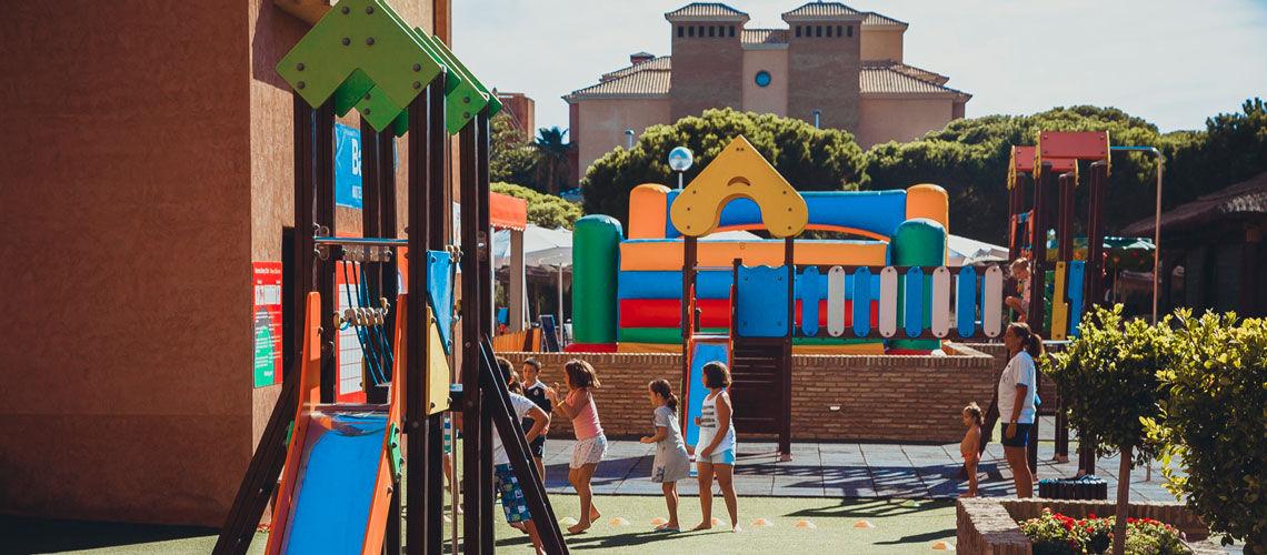 Kids club promosejours punta umbria mar
