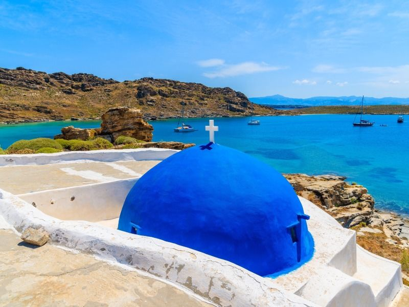 Séjour Grèce - Grand combiné Athènes, Santorin & Paros