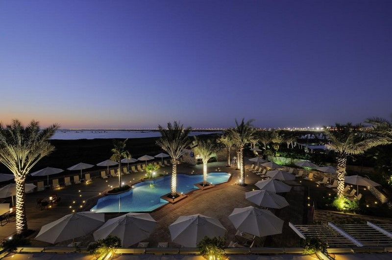 Hôtel Park Inn by Radisson Abu Dhabi Yas Island 3*