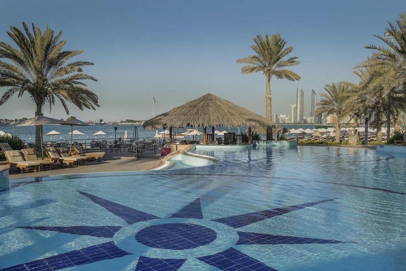 Séjour Abu Dhabi - RADISSON BLU CORNICHE 5*