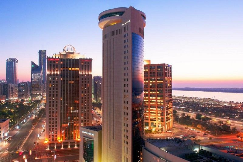 Séjour Abu Dhabi - Le Royal Meridien Abu Dhabi 5*